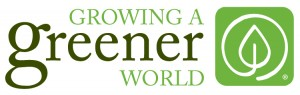 Growing a Greener World GGWTV Logo medium with text on white
