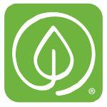 Growing a Greener World GGWTV Leafie Logo medium on white with reg
