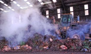 Episode 106: Composting-From Grand Scale to Your Backyard