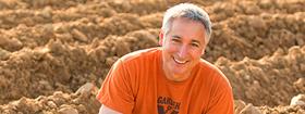 Garden TV host Joe Lamp'l