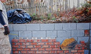 Using Terraces or Retaining Walls to Control Erosion