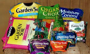 Store-bought Soil Types, What's the difference?