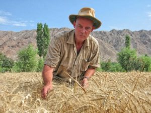 As climate change threatens our food supply, Dr. Street searches the globe for ancient varieties
