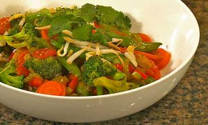 Episode 125: Quick Veggie Stir-Fry
