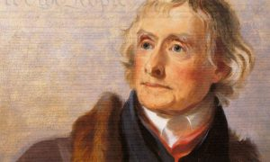 Episode 125 –  Thomas Jefferson: Organic Gardener