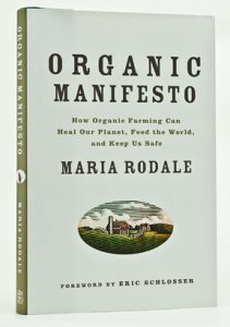 "Cover of ""Organic Manifesto"", by Maria Rodale"