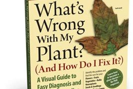 Book cover image - What's Wrong with my Plant