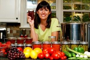 Theresa Loe, Master Food Preserver