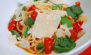 Chef Nathan's Tomato Comfit