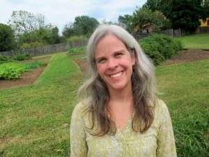 Compost expert Julie Grossman