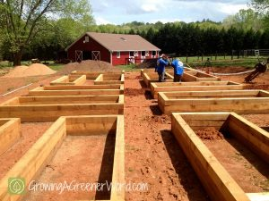 How to install a new garden