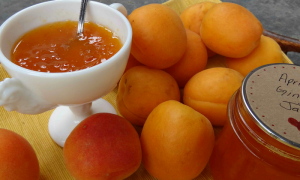 Apricot Jam Without Pectin – VIDEO
