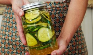 Refrigerator Pickles – VIDEO
