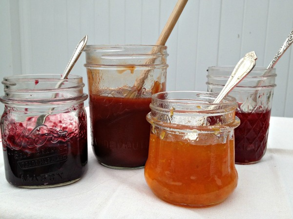 BBQ sauce with jam recipe