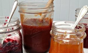 BBQ Sauce with Homemade Jam – VIDEO