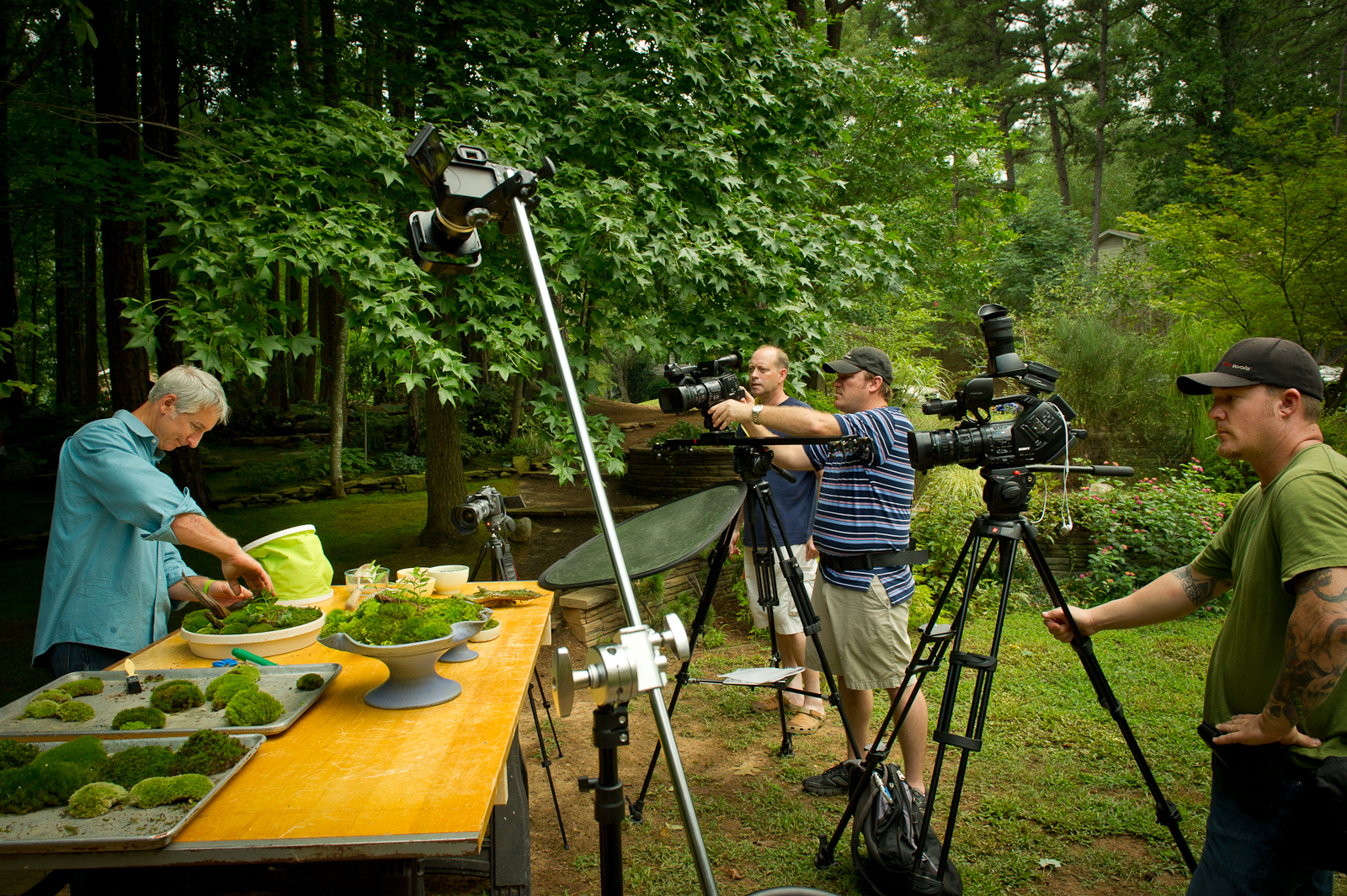 Moss gardens growing a greener world tv Gardening tv shows online