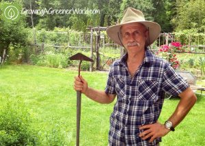 Dr. Lee Reich - Weedless Gardening