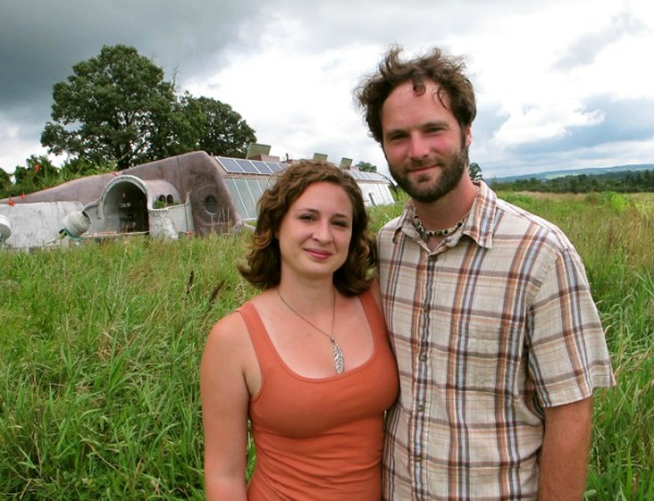 Sustainable homes earthships