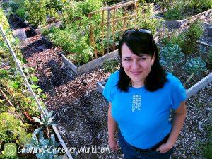 LaManda Joy of the Peterson Garden Project