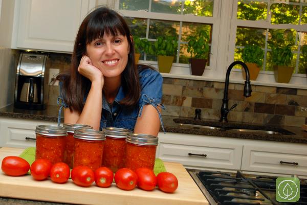 Theresa Loe - Canning Expert