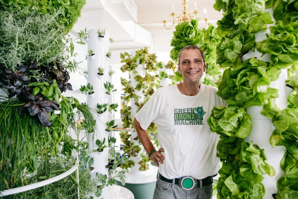 Green Bronx Machine-Stephen Ritz