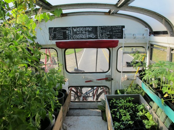 Sol Food Mobile Farm greenhouse-GrowingAGreenerWorld.com