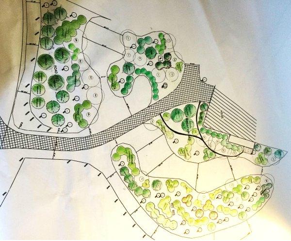 Designing a landscape-GGWTV plan-GrowingAGreenerWorld.com