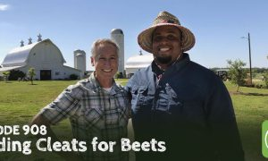 Episode 908-Trading Cleats for Beets: From Football to Farming for Jason Brown