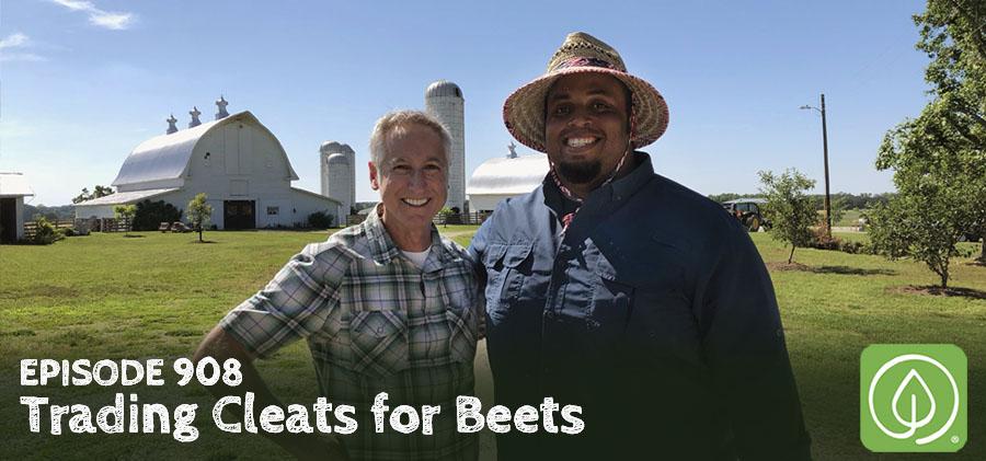Jason Brown First Fruits Farm | PBS Episode Feature