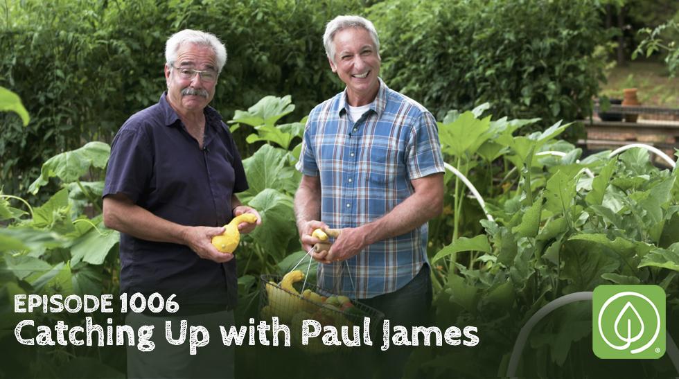 1006 Paul James - Paul James The Gardener Guy Bio