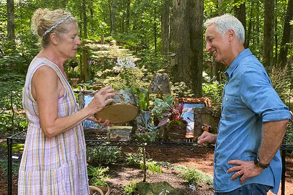 Joe Lamp'l and Margo Attig